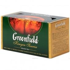 Tea Greenfield Kenyan Sunrise 25x2gr.