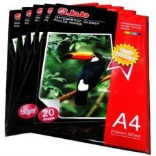 Photo paper JoJo A4, 180gr., glossy, 20 sheets