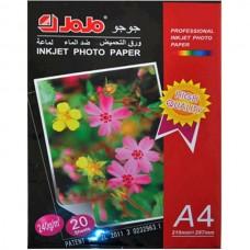 Photo paper JoJo A4, 230gr., glossy, 20 sheets