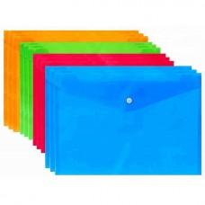 Button type folder A4