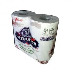Paper towel Cleopatra Premium 3 ply 2 pcs.