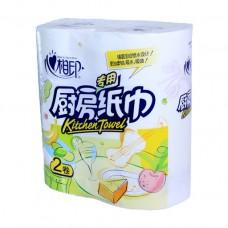 Paper towel Hengan 1 ply 2 pcs.