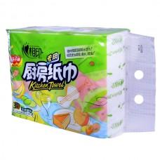 Paper towel Hengan 1 ply 3 pcs.