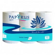 Paper towel Papyrus 3 ply 3 pcs.