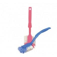 Brush with rigid bristle length 40cm