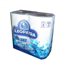 Toilet paper Cleopatra Deluxe Aroma 2 ply 4 pcs.
