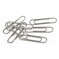 Metal clips 28mm, 100pcs